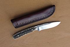 Pracovní lovecký nůž Srnec