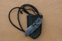 Malý zdobený nůž